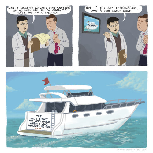 Comic #19. Can you spot all the nautical inaccuracies?