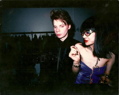 James Chance & Anya Phillips
