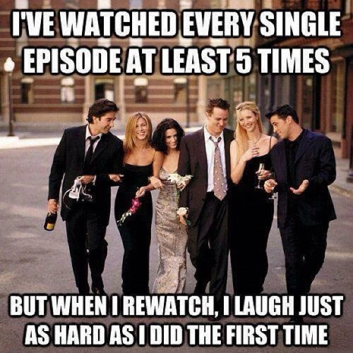 #friends #tv #show #comedy #funny #lol #laugh #nevergetsold