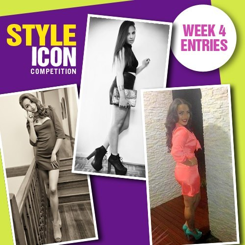Novo featured my photo (middle) on their Facebook page for the Style Icon comp :) Please click here to vote for my entry ♥♥♥