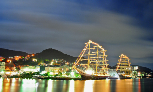 Nagasaki Tall Ship Festival by Sue Ann Simon on Flickr.