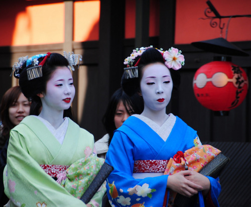 Maiko! by Sue Ann Simon on Flickr.