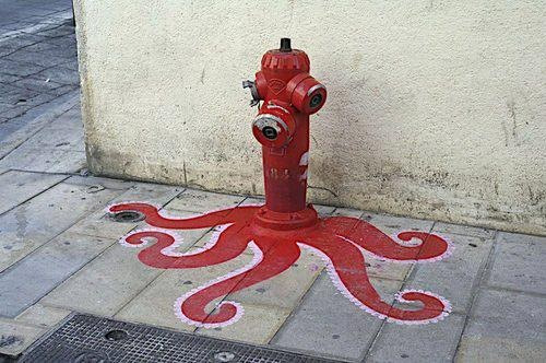 capitalman:   urban octopus