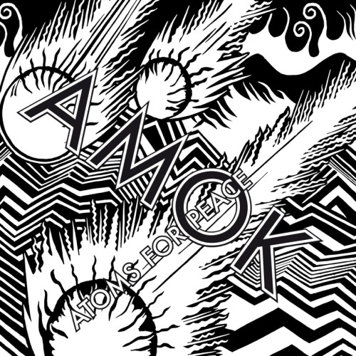 Atoms For Peace // Amok // February 25 // XL Thom Yorke finally announces his new band's debut album. Atoms For Peace will release Amok a month later than expected and this cover up here makes it feel like it's going to be a natural follow up to The Eraser.
