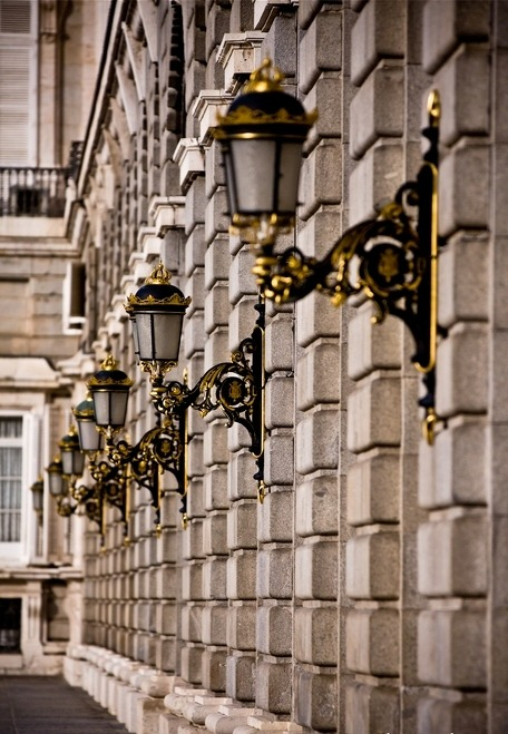 thevuas:  Palacio Real, Madrid  by  fuzzphotography.com