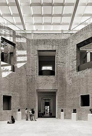 onsomething:   onsomething   Paulo Mendes da Rocha | Old/New Pinacoteca, 1988-89 São Paulo Photo by Nelson Kok