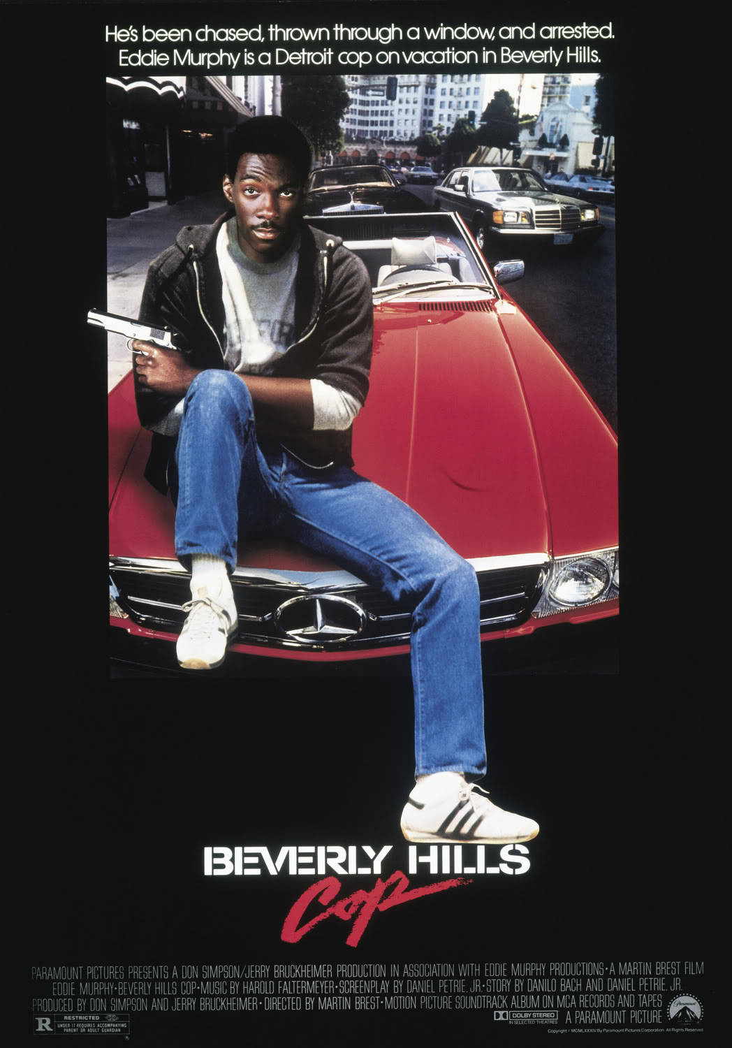 BACK IN THE DAY |12/5/84| The movie, Beverly Hills Cop, is released in theaters.