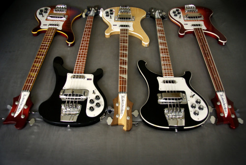 RIC bass collection