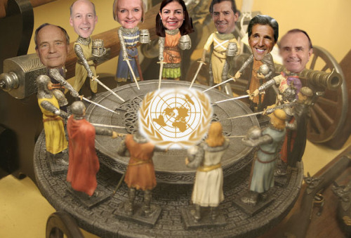 These lawmakers are trying to stop the United Nations from taking over your Internet.