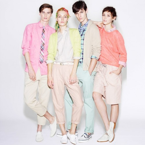 wetheurban:  UNIQLO SPRING/SUMMER 2013 LOOKBOOK If you aren't in the know, Japanese retailer Uniqlo, is slowly becoming a go-to destination stateside (especially after recently opening a series of massive stores) for the hip and stylish.  For the next spring season, Uniqlo offers a good quality mix of casual everyday wear, which can be worn by anyone no matter if you're 15 or 30 years old. The brands offerings also stray towards preppy florals and forgiving silhouettes –including gingham tops, great summer dresses, beachy pants and a few other fun finds. Scroll through the Lookbook in the gallery above and visit UNIQLO online!