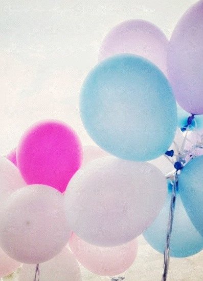 Pretty Balloons by Natsuki Photography on Flickr.