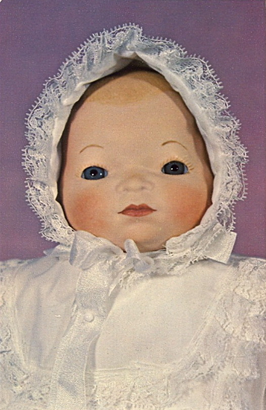 BYE-LO. SELL-HI.   BYE-LO TYPE BABY DOLL In 1922 Grace Storey Putnam, it is said, searched in the baby wards of the great hospitals of California for a new born baby she liked the looks of. It wasn't easy but her moment of discovery came in a small hospital in San Francisco where she found a beautiful three day old baby. She sculpted the baby and hurried back to lay it down beside the real live one for comparison. She was pleased. That is when the Bye-Lo baby was born. Today, ladies who were children then, look longingly at this baby doll and think back to when they either had or wanted a Bye-Lo to call their very own. Original dolls are usually expensive and there are not enough to go around. And that is why we have replicas which will be sought after collectors items of tomorrow.   It is possible to learn useful things on this site.