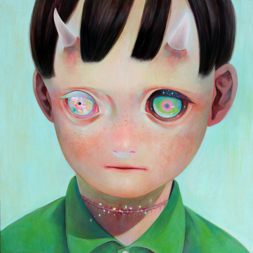 artmonia:  Whereabouts of God by Hikari Shimoda