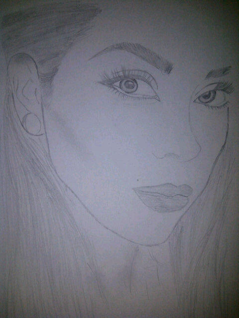 givennchy:  Not my best Drawing but this is Johanna Herrstedt and she is perfect. She really is.   reblogging it because it's easier than publishing submitions and you'll easier get credit for your drawing.Anyhow, thank you very much! :)
