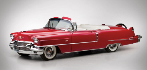 coolerthanbefore:  1956 Cadillac Series 62 convertible