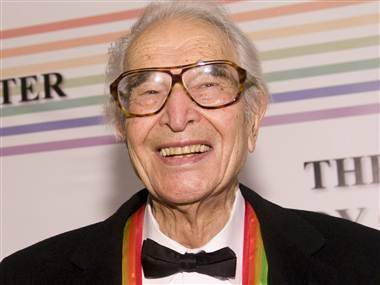 "Dave Brubeck, jazz great, dead at 91 (Photo: Kris Connor / Getty Images) Jazz composer and pianist Dave Brubeck, whose pioneering style in pieces such as ""Take Five"" caught listeners' ears with exotic, challenging rhythms, has died. He was 91. Read the complete story."
