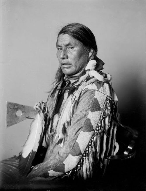Little Dog, Blackfoot, 1903