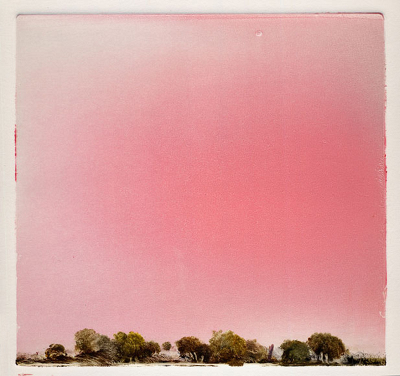 likeafieldmouse:  Wendy Mark - Red Sky (2007)
