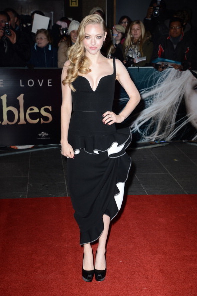 fuckyeahhotactress:   'Les Miserables' world premiere in London