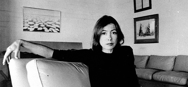 thetinhouse:   Happy birthday, Joan Didion!