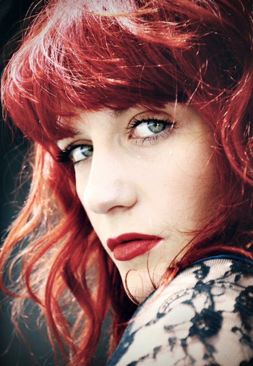 awesomegirlsinbands:  Florence Welch, Florence and the Machine