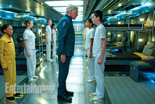 The Ender's Game Movie…first official still!