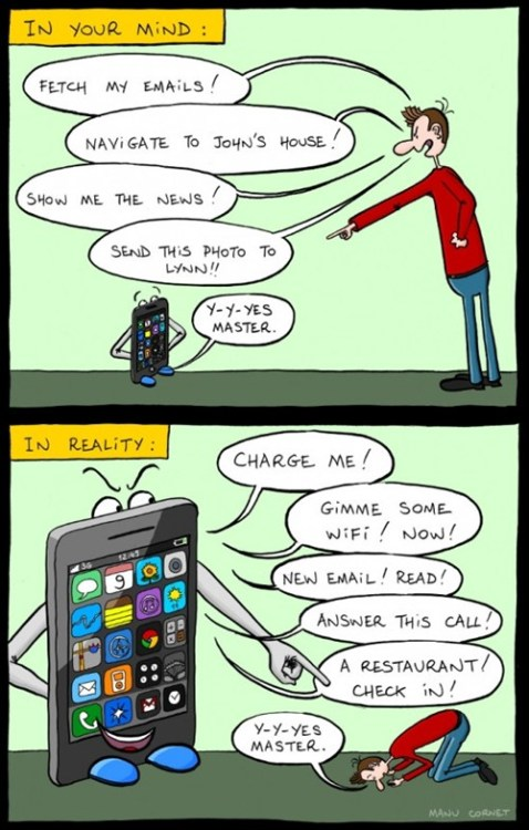 phonesandgadgets:  Praise Be to Smartphone!http://phonesandgadgets.tumblr.com
