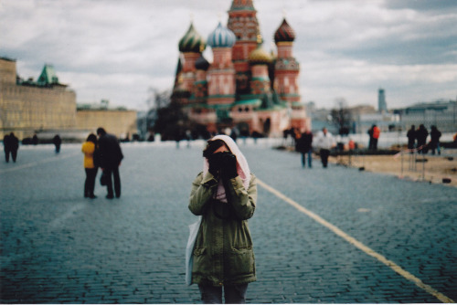 istillshootfilm:  Film Photography Submission By: whythedarkdays   moscow / red squarecamera: yashica fx-3 superfilm: kodak kodacolor gold 400 gc http://whythedarkdays.tumblr.com