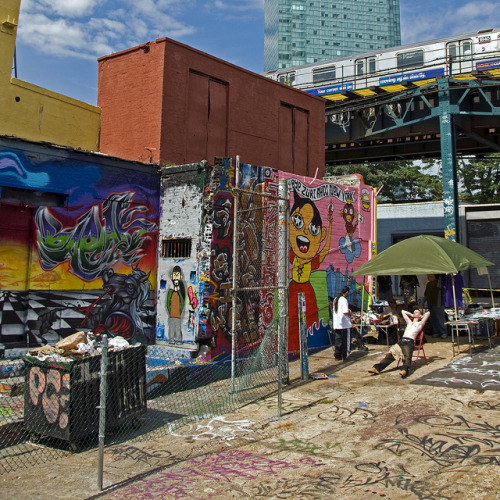5 Pointz - Square Format by Discaciate on Flickr.
