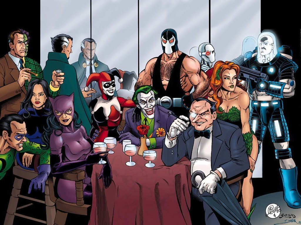Batman's Rogues