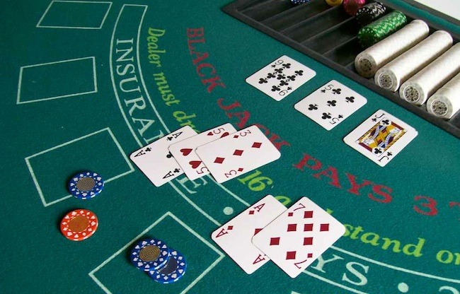 Blackjack Dealer Bust Rates