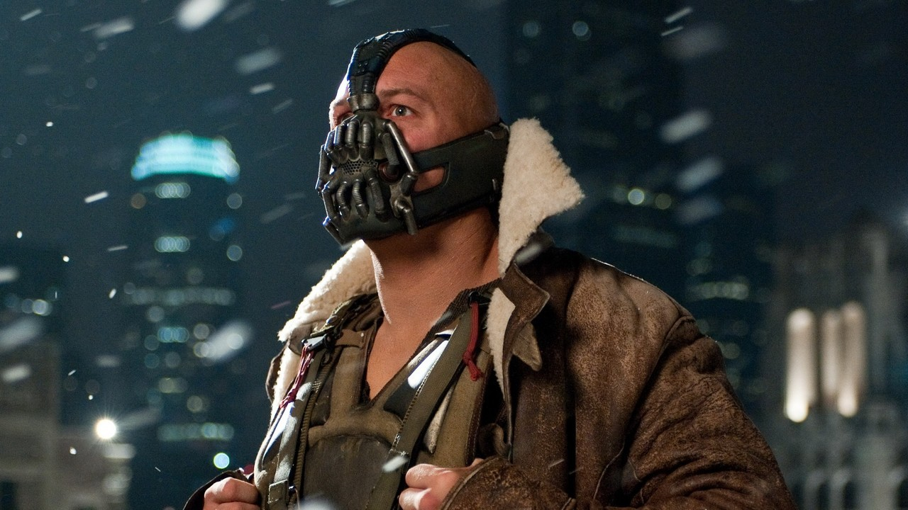 "Bruce Wayne: Why didn't you just… kill me? Bane: You don't fear death… You welcome it. Your punishment must be more severe. Bruce Wayne: Torture? Bane: Yes. But not of your body… Of your soul. Bruce Wayne: Where am I? Bane: Home, where I learned the truth about despair, as will you. There's a reason why this prison is the worst hell on earth… Hope. Every man who has ventured here over the centuries has looked up to the light and imagined climbing to freedom. So easy… So simple… And like shipwrecked men turning to sea water from uncontrollable thirst, many have died trying. I learned here that there can be no true despair without hope. So, as I terrorize Gotham, I will feed its people hope to poison their souls. I will let them believe they can survive so that you can watch them clamoring over each other to ""stay in the sun."" You can watch me torture an entire city and when you have truly understood the depth of your failure, we will fulfill Ra's al Ghul's destiny… We will destroy Gotham and then, when it is done and Gotham is ashes, then you have my permission to die"