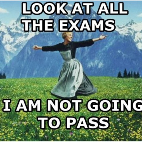 kingavina87:  It's that time of the semester FML #school #Exams
