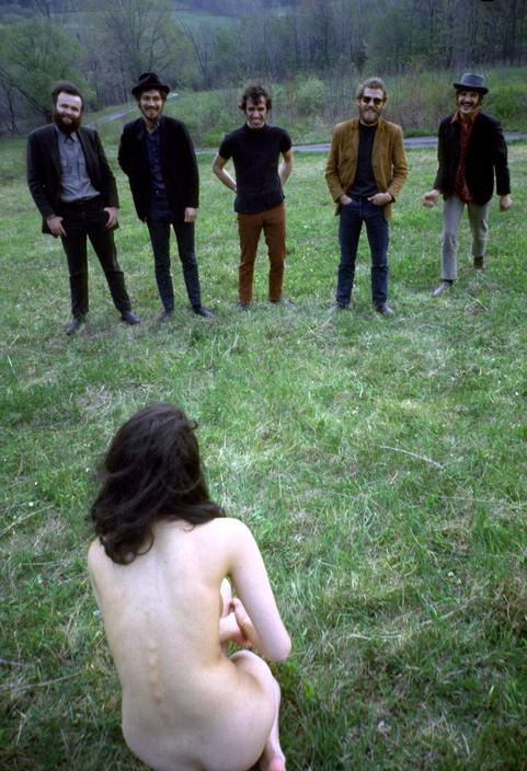 tornandfrayed:  alias61: The Band, 1968Photo: Elliott Landy  ☀