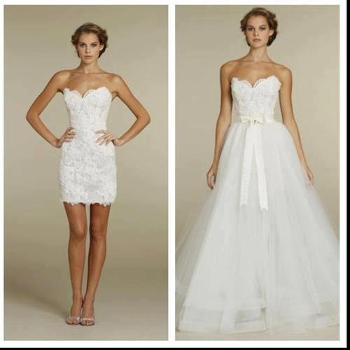 naffesandanthonyswedding:  Dress for the day and the night