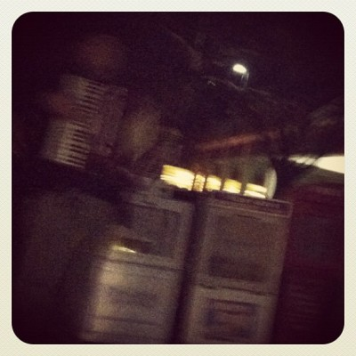 The accordionist's ghost (at Glenmont Metro Station)