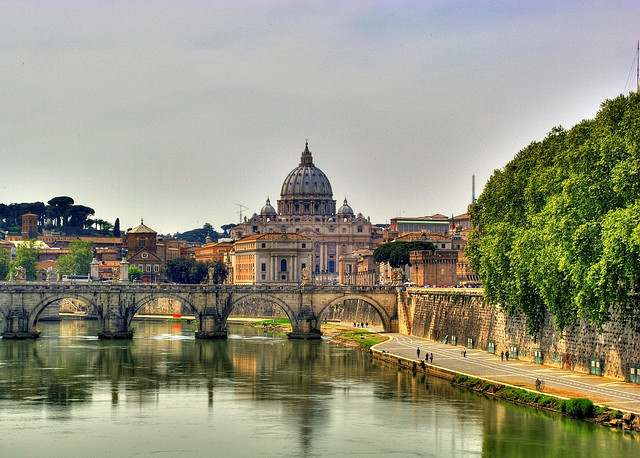 Rome, Italy  | by © Pensiero | via just-wanna-travel