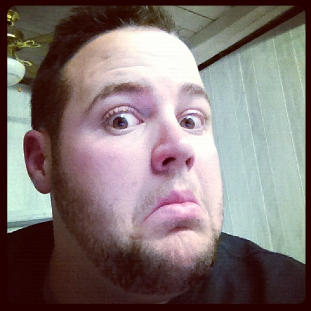 You all saw I can't hang in #movember… But I'm all over #decembeard