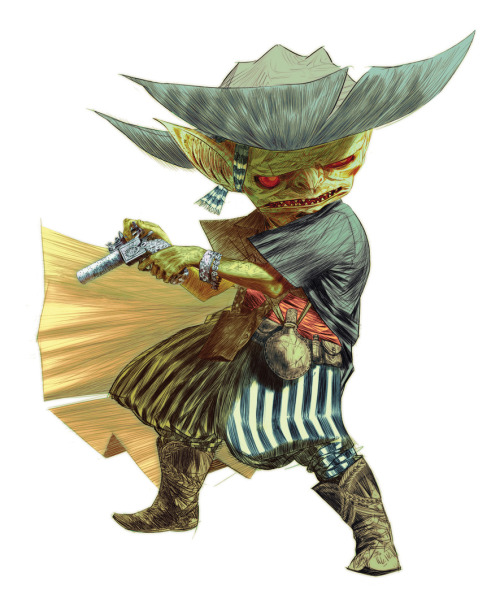 Goblin with a Gun.
