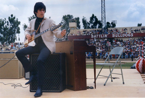 Keith with his Gibson Firebird