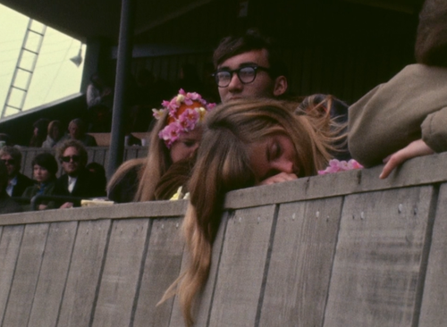 "wear-some-flowers:  Monterey Pop Festival, 1967. ""If you're going to San Francisco, be sure to wear some flowers in your hair"""