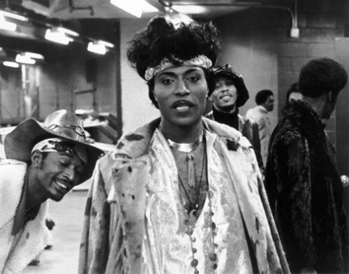 Also, Happy Birthday Little Richard! 80 years young Today.