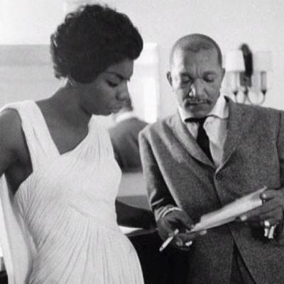 Eunice Kathleen Waymon (February 21, 1933 – April 21, 2003) and John Elroy Sanford (December 9, 1922 – October 11, 1991) aka Nina Simone and Redd Foxx. Like via iRock Jazz Facebook Page on FB