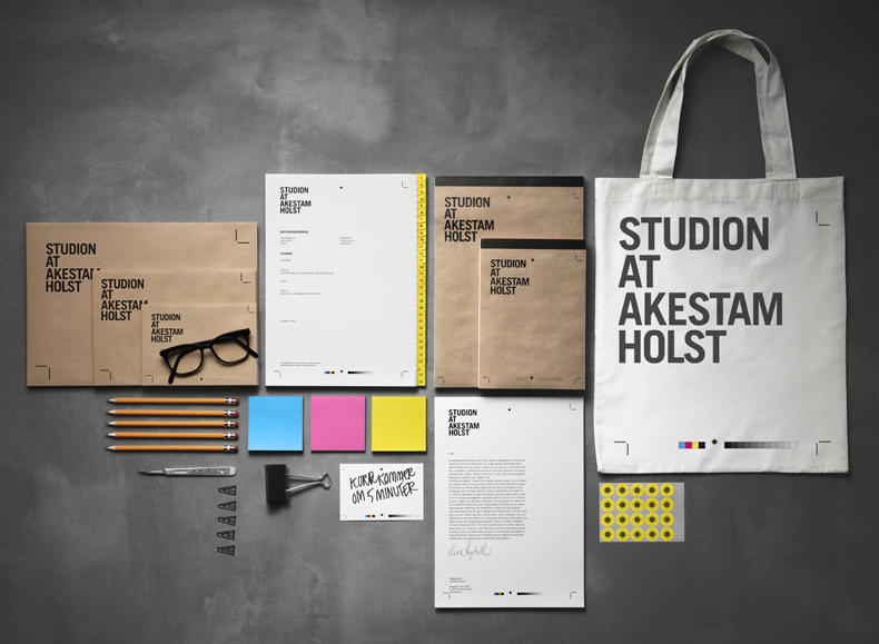 "thedsgnblog:  Bold   |   http://boldstockholm.se ""We were asked to create an identity that could convey the craftsmanship of a highly skilled production agency. We chose to use the visual and graphic elements that Studion uses every day to build the identity, such as cropmarks, color bars and crosshairs. These elements are beautiful on their own and deserve to be the main focus for a change. They also give a hint of the accuracy that is paramount for a well executed job."" Bold is a new agency with an old belief: good design is good for business. And because we believe that good becomes great if strategic advise and well-crafted design goes hand in hand when developing brands, we offer both. the design blog:  facebook 