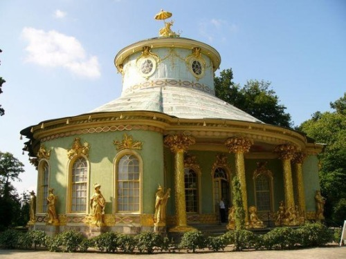 Sansoucci~ Potsdam, Germany