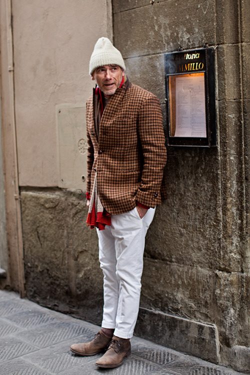 Source: The Sartorialist - Alessandro Squarzi
