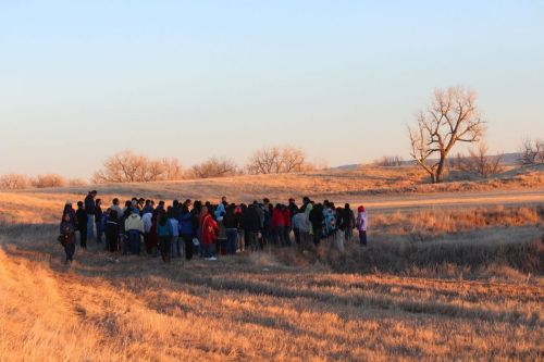 "positive-press-daily:   Tribes raise $9M for sacred SD land  After months of high-profile fundraising that drew celebrities' attention and dollars, a group of Native American tribes has raised $9 million to buy a piece of land in South Dakota's Black Hills that they consider sacred, an official with an Indian land foundation said Friday. The Indian Land Tenure Foundation president Cris Stainbrook told The Associated Press that the tribes raised enough money to purchase the land from its current owners. The foundation was one of several groups and organizations leading the effort to buy the land. The deal was finalized Friday, which was the deadline for the tribes to raise the money. The land, known as Pe' Sla, went up for sale after being privately owned. Members of the Great Sioux Nation have been allowed to gather there every year to perform rituals. The site plays a key role in the tribes' creation story, and members fear new owners would develop it. Tribal leaders from three Sioux tribes – Rosebud Sioux President Cyril Scott, Shakopee Mdewakanton Sioux Chairman Charlie Vig and Crow Creek Chairman Brandon Sazue – released a joint statement Friday, saying they are happy to be able to reclaim one of their sacred sites. Those three tribes were the only ones to contribute to the purchase, Scott said. Tribal leaders would not say how much each tribe contributed to the purchase. The three leaders said they exercised their tribal sovereign authority. ""It's a great day for Indian Country,"" Scott said in a phone interview with The Associated Press. Scott also said that all Sioux tribal members are invited to the land and that tribal leaders plan to form a commission to preserve the land. More than $900,000 was raised through online contributions, said Standing Rock Sioux tribal member Chase Iron Eyes. His company, Last Real Indians, led the online effort. Earlier this year, landowners Leonard and Margaret Reynolds canceled a public auction of the property after tribal members expressed outrage. The Reynolds' then accepted the tribes' bid to purchase the land for $9 million. The couple has repeatedly said they will not speak publicly about the land sale and did not return a message from The AP on Friday seeking comment. The fundraising effort drew support from several celebrities. P. Diddy tweeted about it as did Bette Midler, who also donated. Midler said she was ""happy and proud"" to have helped out with the purchase. ""I've been talking about it to my friends, tweeting to the world and donating through my foundation because I think it's important for the soul of our nation,"" she said in a statement Friday. Actor Ezra Miller, who appeared in the recently released film ""The Perks of Being a Wallflower,"" and music producer Sol Guy flew to South Dakota last month to film a nine-minute documentary-style video about the land that was used as part of an online campaign to raise funds. The fundraising effort has been a monumental and controversial undertaking for the Sioux tribes. An 1868 treaty set aside the Black Hills and other land for the Sioux, but Congress passed a law in 1877 seizing the land following the discovery of gold in western South Dakota. A 1980 U.S. Supreme Court ruling awarded more than $100 million to the Sioux tribes for the Black Hills, but the tribes have refused to accept the money, saying the land has never been for sale. There are Sioux tribes in the Dakotas, Minnesota, Montana, Nebraska and Canada. Some members of the Sioux tribes didn't agree with trying to purchase the land. Bryan Brewer, president-elect of the Oglala Sioux Tribe, said his tribe did not allocate any money to the land purchase. ""I'm still against buying something we own, but I'm thrilled the tribes' are buying it. I'm very happy about it,"" he said. [photo source]"