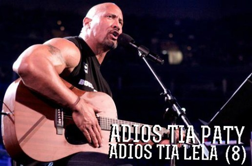 teamwwechile:  The Rock cantando el Hit del Momento