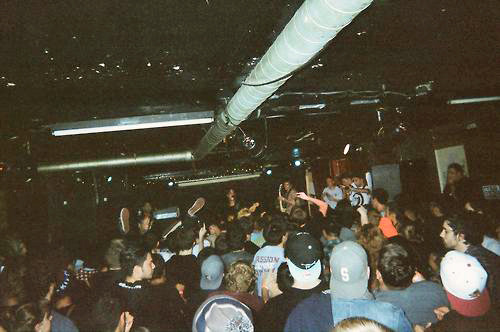 Title Fight Sneaky Dee's, TO 11/25/12