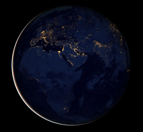Night photos of Earth. You're welcome.